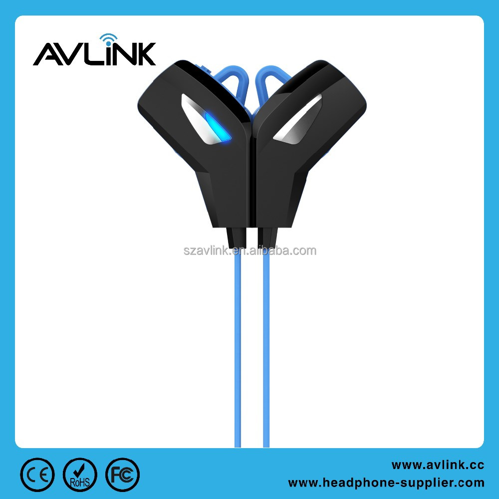 Mini sports in-ear APT-X Bluetooth V4.1headphone / earphone with magnet control