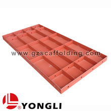 High quality Concrete painted formwork for construction