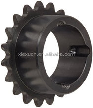 High precision custom steel chain sprocket wheel for motorcycle
