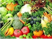 fresh fruits and vegetables 2012 price