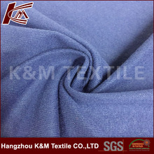 Wholesale dyed warp knitted fabric 100 polyester brushed fleece knit fabric
