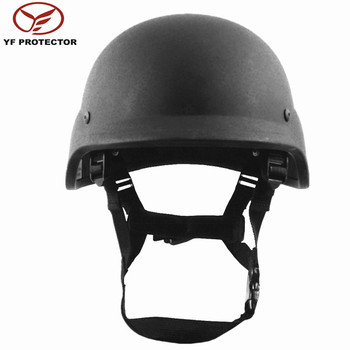 Aramid Pasgt bulletproof helmet for military and army