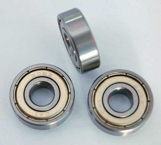 low noise Micro bearing 625 ZZ Deep Groove Ball Bearing for windows doors