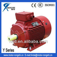 construction squirrel cage induction motor