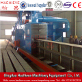 Roller type Shot blasting equipment for steel structure