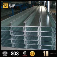 profile steel/c profile steel/galvanized C channel beam for sale
