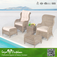 LYE well designed rattan king chair nice shape cheap king throne chair patio furniture good looking high back king chair rattan