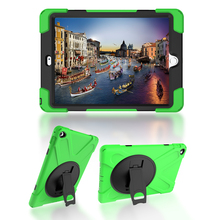 10 inch Tablet PC Silicone Case Pirate King Tablet case For Ipad Air 2 With Stand Function And With Hand Strap Shoulder Strap