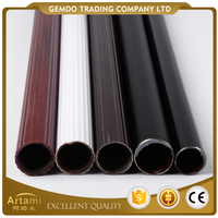 Top quality Chinese new style designable iron window curtain rods