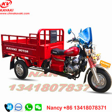 Guangzhou New Design Moto Tricycle Lifan 150cc Sudan Cargo Tricycle Reverse Pedal Tricycle (KV150ZH-A-GA10-2)