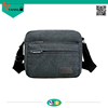 wholesale high quality blank canvas vintage cheap cotton bag messenger bag