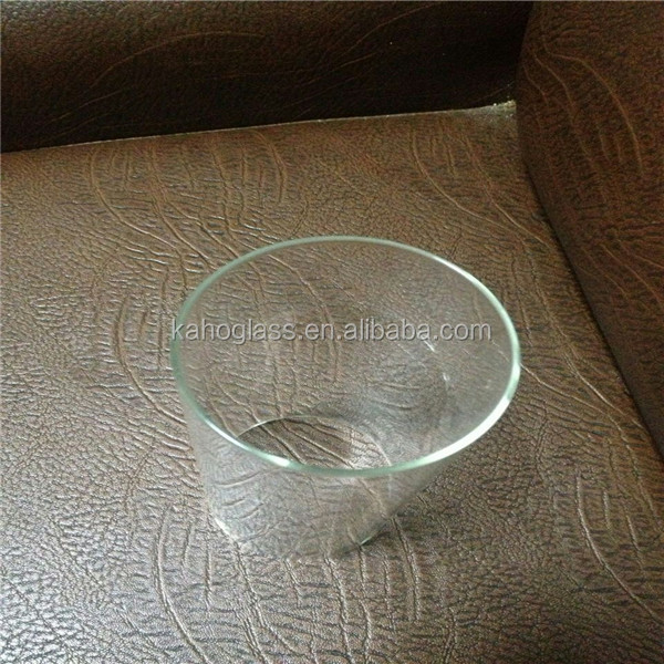 large diameter on sale borosilicate glass tea cup with diameter from 10 to 250 mm
