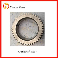 hot sale ISLE4 360 engine Crankshaft Gear with competitive price for yutong bus, dongfeng bus