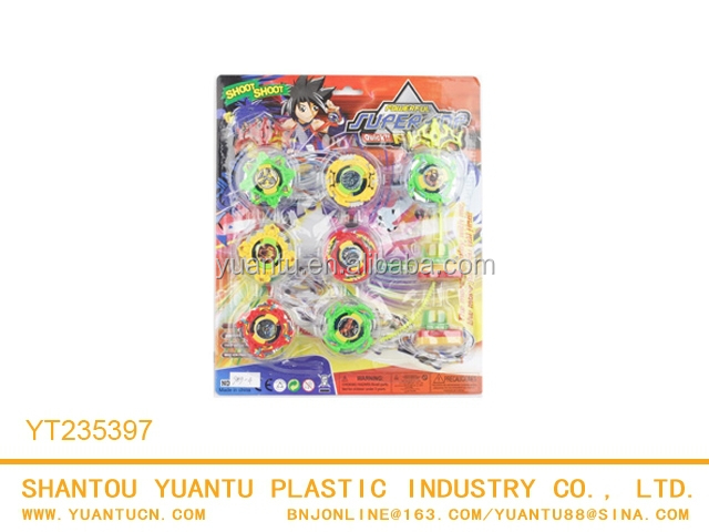 Hot selling Beyblade classic spinning top set
