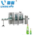 small bottle filling machinery line/Gas water equipment/juice beverage production line equipment
