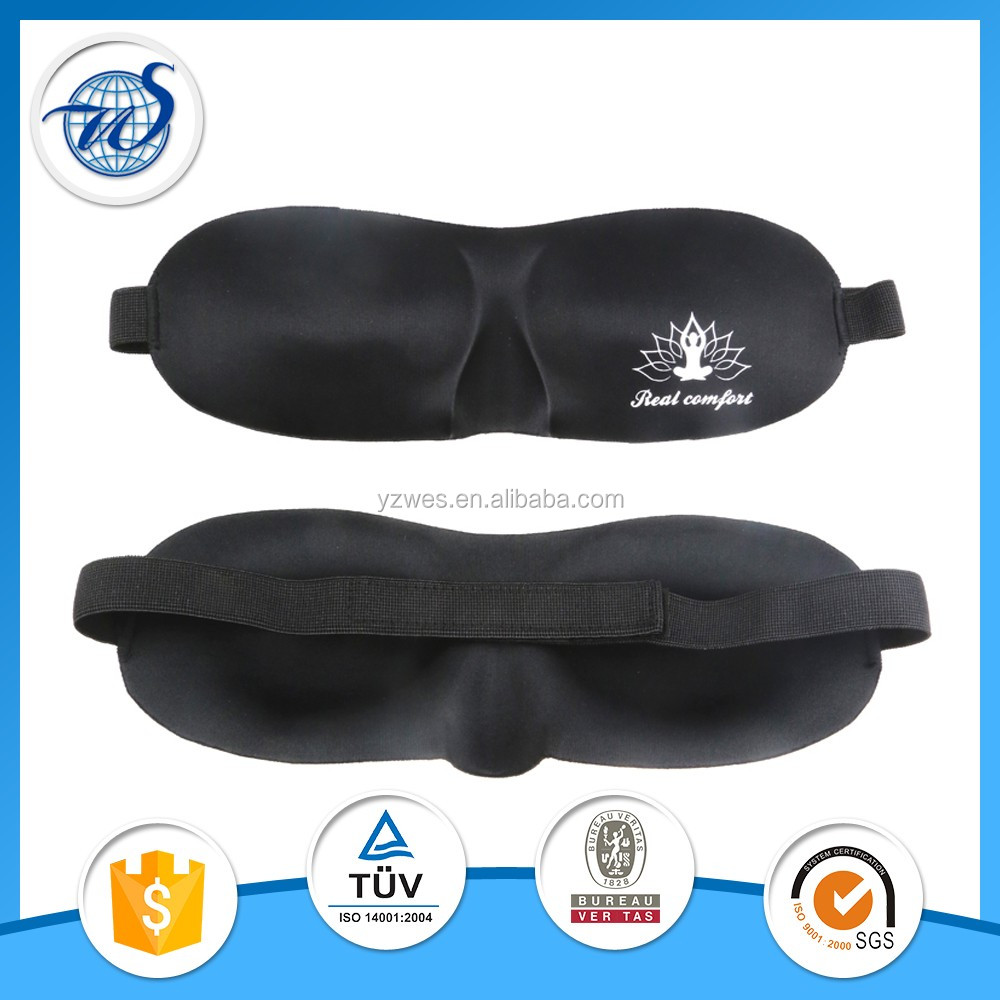 Amazon Memory Foam3D Sleep Mask with Earplug and carry bag
