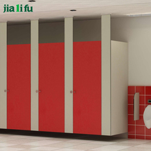 Waterproof phenolic compact laminate toilet cubicle partition