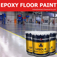 Union coating for concrete Epoxy anti slip floor paint
