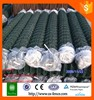 china factory green color pvc wire chain link house garden fence
