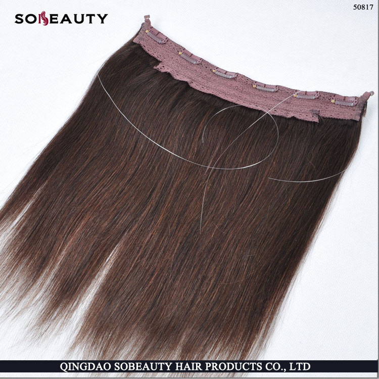 Halo Hair Human Hair 2017 Hot New Products Thick