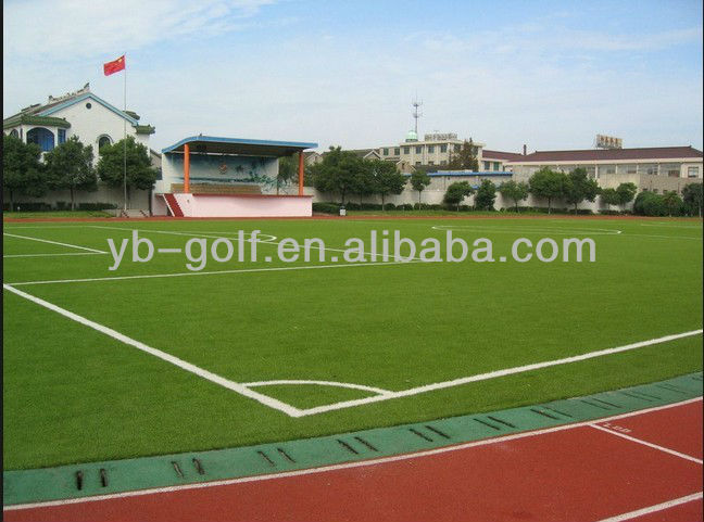 PGM Synthetic Grass Cutter Golf Rubber Mat