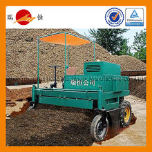 Hot selling mobile compost turner machine compost machine