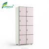 2 doors locker fire proof filing cabinet library gym