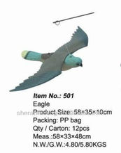 2016 new products Eagle Decoys hunting decoys and garden craft 501