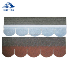 fish scale roof tile