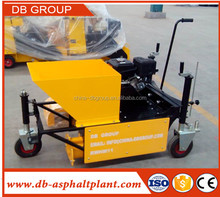New Design Extruded Curb Machine /Concrete Asphalt road Curb Making Machine