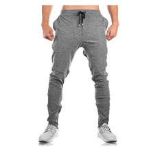 2019 Wholesale custom <strong>Sports</strong> blank Jogger Pants for men