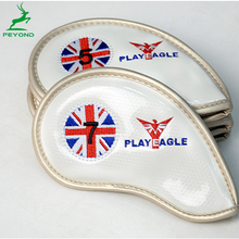 2018 newest high quality golf iron head cover for golf iron club