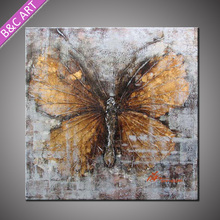 Accessories Decoration China Home Butterfly Simple Oil Painting Designs