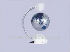 Labwe magnetic suspension/suspened globe model/ Floating globe with 13kg / School geography laboratory equipments