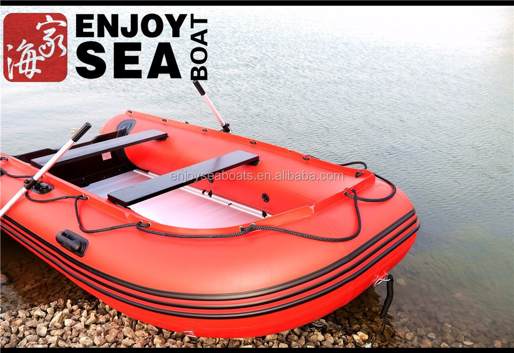 Large north inflatable pontoon fishing boat inflatable for Inflatable pontoon boat fishing