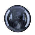 Super bright good waterproof 60w 7 inch round led headlight  for Jeep Wrangler