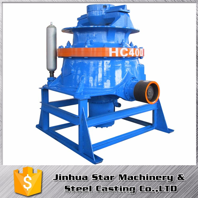 Quarry Building Low power consumption cone crusher for crushing plant