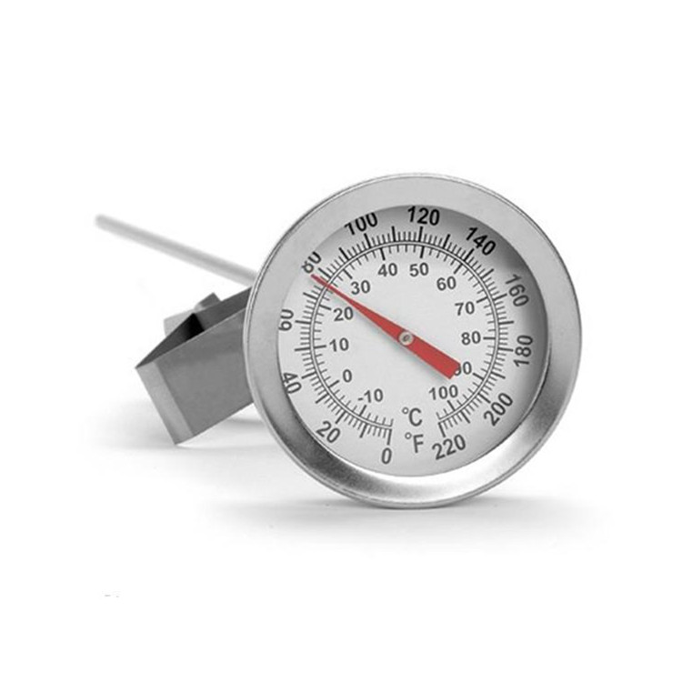 Wholesale Stainless Steel Analog Meat Compost Thermometer
