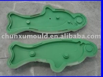 Mould for kids' toys ,plastic toy mold