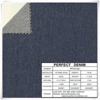twill cotton denim fabric prices of 100% cotton denim fabric for jeans clothing