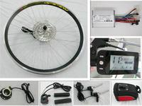 battery powered electric bicycle kits 48V 500W
