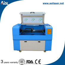 Cutting round laser mini machine with rotary clamp manufacturer