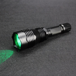 Weather Proof Adjustable Focus Green Laser Designator For Target Illuminating