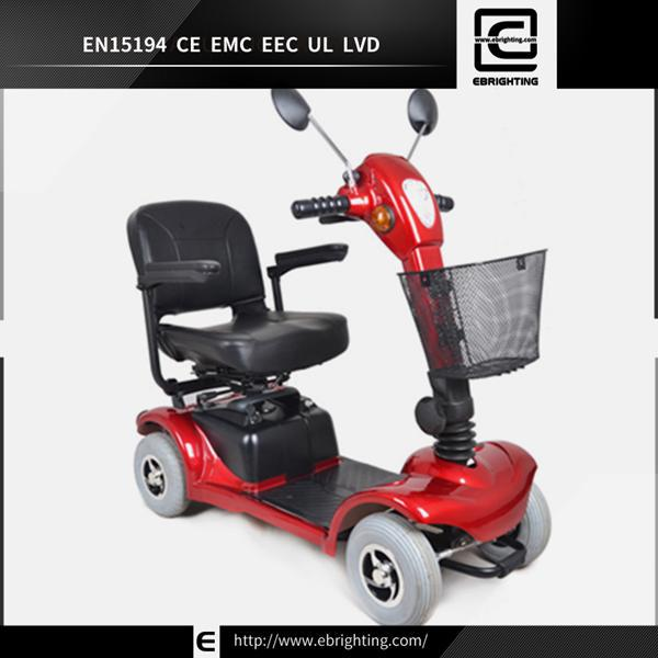 electric double seat 3 wheel BRI-S08 used moped scooter for sale