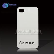 Wholesale 3D Blank Phone Cover Sublimation Case for iPhone 4 4s