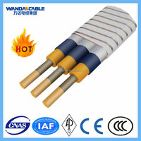 QYJYFF Electrical Submersible Pump Cable, flat cable