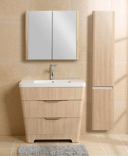 Newest Wall Mounted MDF veried sizes Bathroom Cabinet, MDF bathroom vanity, bathroom vanity(XS-1037)