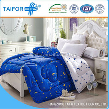 Best selling bright color sequin comforter sets