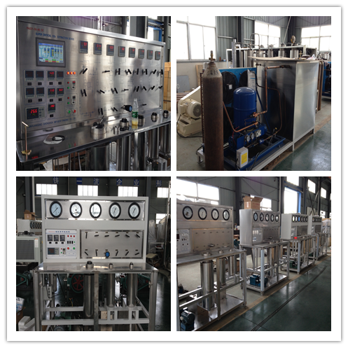 High Technology supercritical co2 fluid extraction and cannabis oil extraction machine