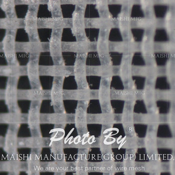 polyester mesh milling